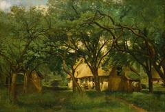 The Toutain Farm at Honfleur