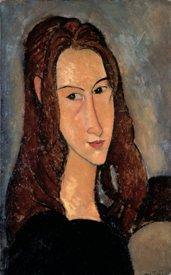 Porträt der Jeanne Hébuterne