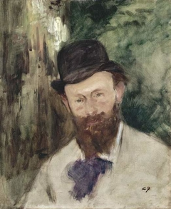 Portrait Édouard Manet