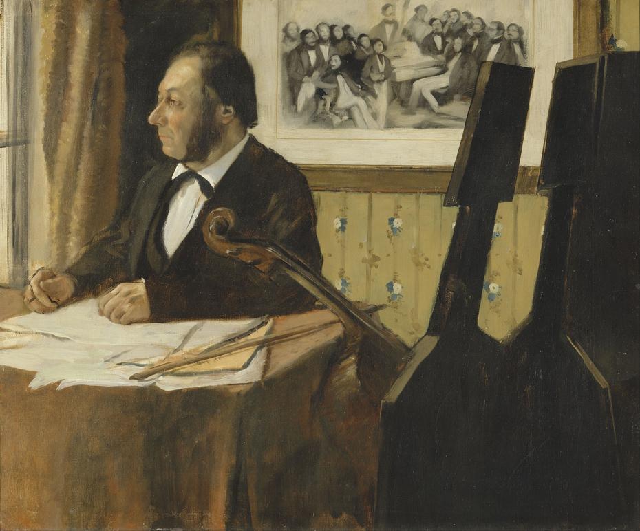 The Cellist Pilet
