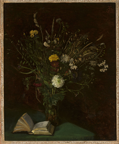 Vase with flowers