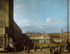 Venice: Piazza San Marco towards San Geminiano