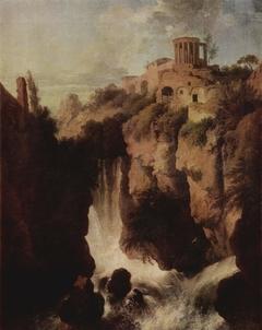 Waterfalls in Tivoli