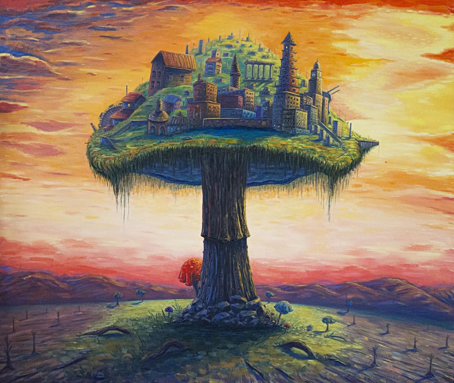 We are fungi (...)