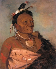 Wee-tá-ra-shá-ro, Head Chief of the Tribe