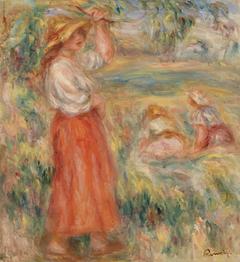 Women in the Fields (Femmes aux champs)