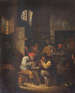 A Tavern Interior