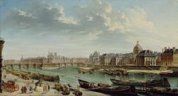 A View of Paris with the Île de la Cité