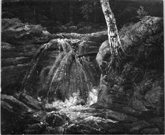 A Waterfall. Study