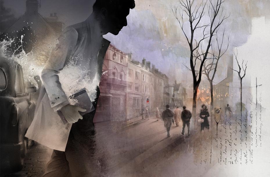 """Декабрьский Сноб / December """"Snob magazine"""""""