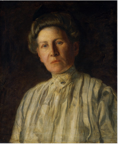 Annie C. Lochrey Husson (Mrs. Louis Husson)