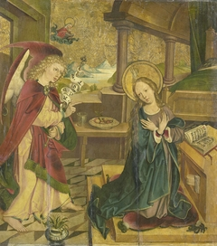 Annunciation to the Virgin