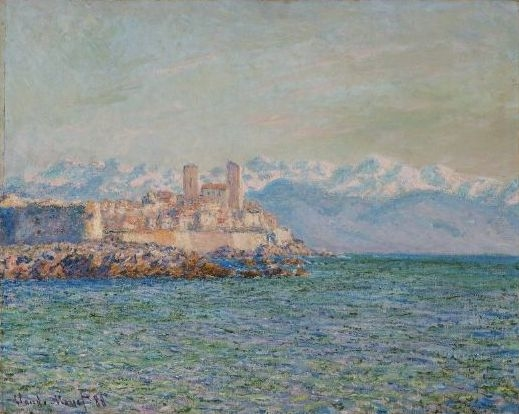 Antibes, Afternoon Effect