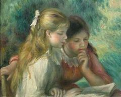 Auguste Renoir - La lecture