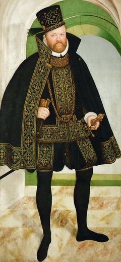 Augustus, Elector of Saxony (1526-1586)