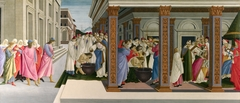 Baptism of Saint Zenobius