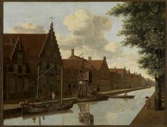 Beer Brewery De Passer en De Valk in Haarlem