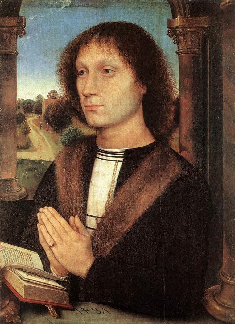 Benedetto Portinari triptych