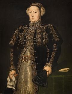 Catherine of Hapsburg, the Wife of King John III of Portugal