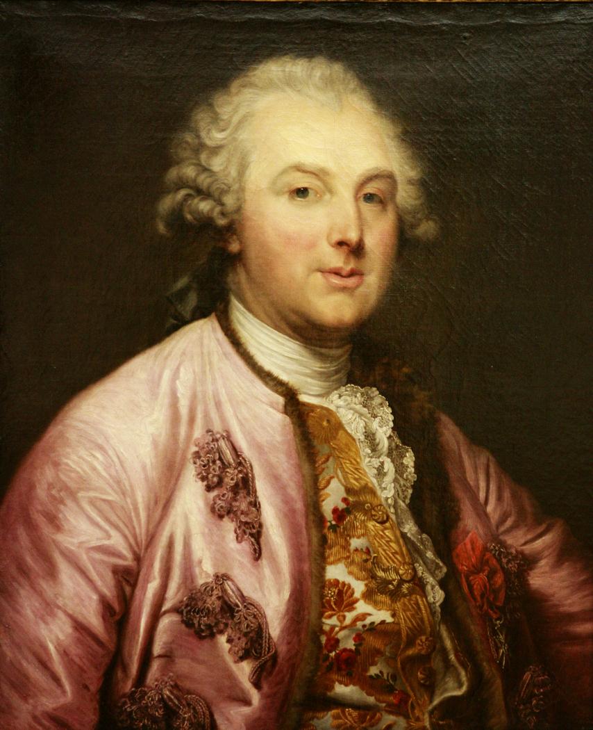 Charles-Claude de Flahaut de la Billarderie, comte d'Angiviller