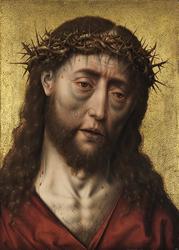 Christus mit der Dornenkrone