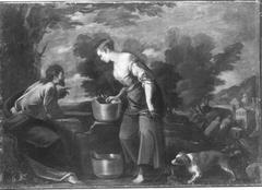 Christus und die Samariterin