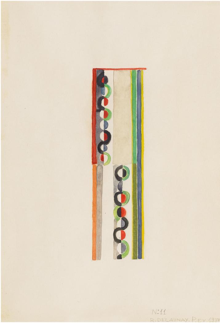 Colored Rhythm