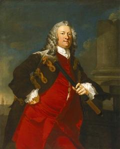 Commodore Thomas Smith, 1707-62