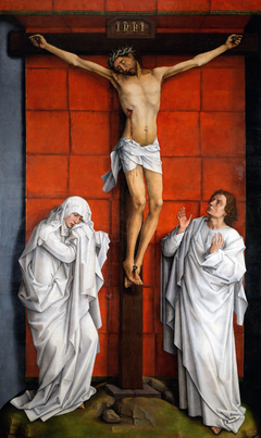Crucifixion of Scheut