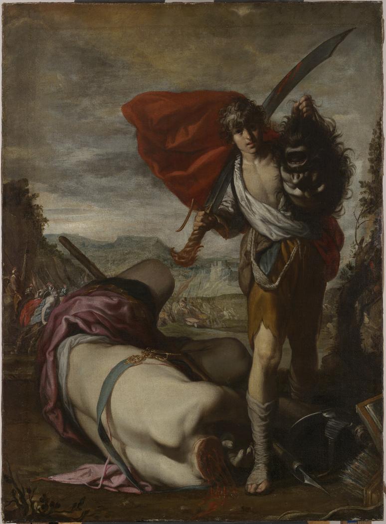 David with the Head ofGoliath
