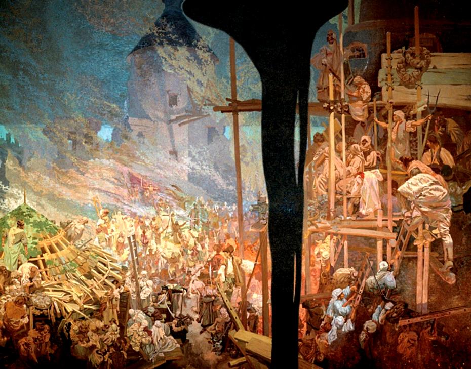 Defense of Sziget against the Turks by Nicholas Zrinsky