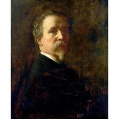Eastman Johnson Self-Portrait
