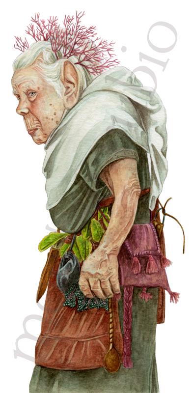 Elder mother