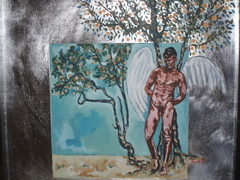 Eros and Orange Tree