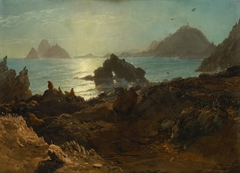 Farallon Islands, Pacific Ocean, California