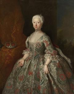 Frederica, Duchess of Saxe-Weissenfels (1715-1775)