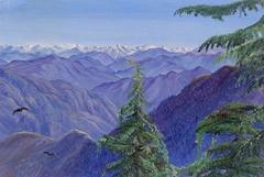 From Nahl Dehra near Simla (Shimla), Himachal Pradesh, India