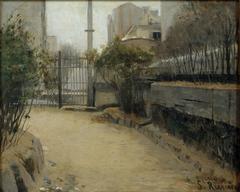 Garden of Montmartre
