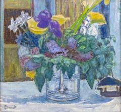 Iris et lilas