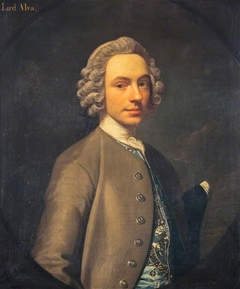 James Erskine, Lord Barjarg and Alva, 1722 - 1796. Scottish judge