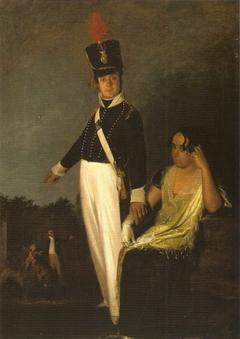 João Baptista Verde e Mariana Benedita