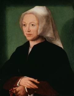 Katlijne van Mispelteeren, The Artist's Wife