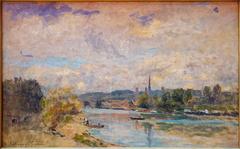 L'Île Lacroix à Rouen