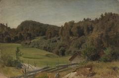 Landscape at Ljan