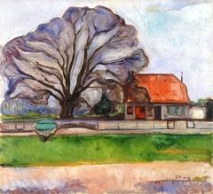 Landscape by Travemünde