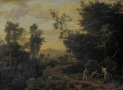 Landscape with Diana Hunting
