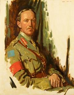 Major General L.J. Lipsett CB, CMG