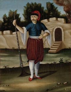 Man from the Albanian Coast