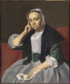 Margaret Gibbs Appleton (Mrs. Nathaniel Appleton)  (1699-1771)