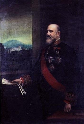 Ministro Barroso y Castillo